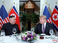 Trump Kirim Surat untuk Kim Jong Un, Apa Isinya?
