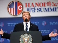Trump: Terlalu Kuat, Dolar Telah Sakiti Amerika Serikat