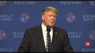 Trump Tetap Waspada Meski ISIS Sudah Dikalahkan
