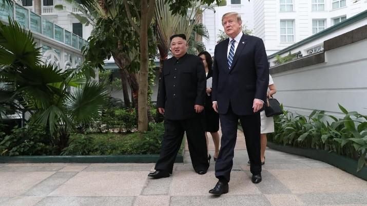 Hubungan diplomatik antara Amerika Serikat dan Korea Utara makin membingungkan di bawah Trump dan Kim Jong Un