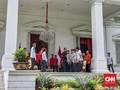 Jokowi Beri Bonus Timnas Indonesia U-22 Rp200 Juta per Pemain