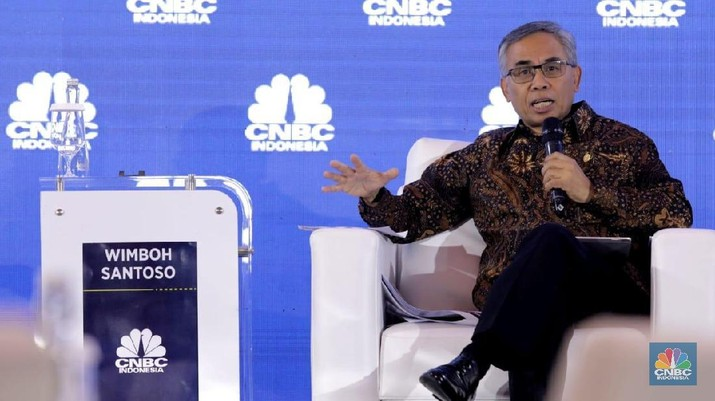 Konsolidasi Bank, OJK: Dana Terbatas Silakan Undang Investor