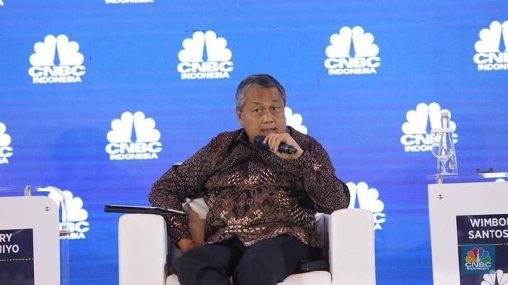 Aliran modal asing yang masuk ke Indonesia sudah mencapai Rp 73,8 triliun.