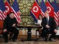 Trump dan Kim Jong-un Memulai Perundingan di Hanoi
