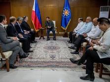 Pompeo Jamin Keamanan Filipina dari Konflik Laut Cina Selatan