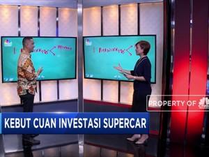 Tambah Networking dan Investasi dengan Supercar