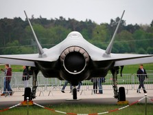 Jet Tempur Siluman F-35 AS Terbang ke Arab, Gempur Iran?