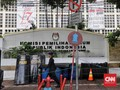 Mau Tidur, Polisi Intimidasi Wartawan di Media Center KPU