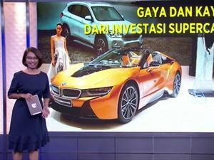 Gaya dan Kaya dari Investasi Supercar
