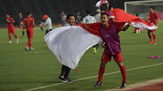 Sani Rizki: Indonesia dan Thailand Sama Kuat di SEA Games