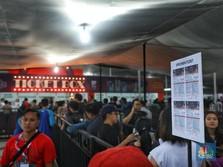 Antrian Mengular Demi Nikmati Java Jazz 2019