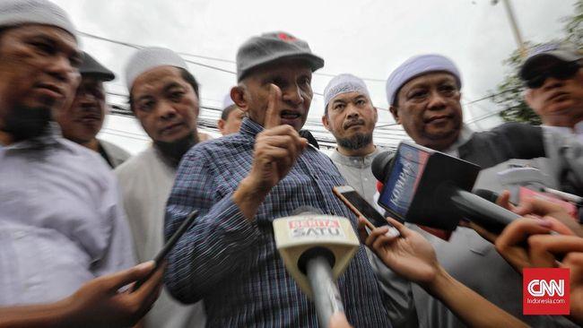 Hasto PDIP Nilai Amien Rais Berupaya Delegitimasi KPU