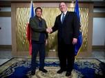 Filipina Restui AS Dirikan Pangkalan Militer di Wilayahnya