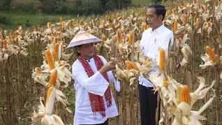 Jokowi Puji Perempuan dalam Pendidikan dan Ekonomi Keluarga