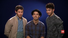 VIDEO: The Jonas Brother Kembali dengan 'Sucker'