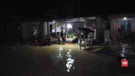 VIDEO: Banjir Rendam Rumah Warga di Pangkalpinang