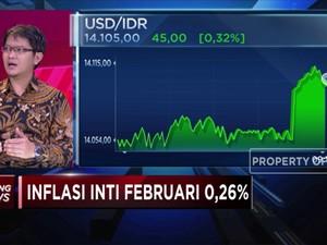 Pemerintah Jangan Terlena dengan Deflasi Februari