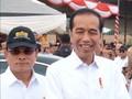 VIDEO: Tawa Jokowi Terima Dukungan dari Keluarga Uno