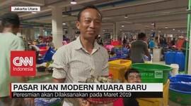 Pasar Ikan Modern Muara Baru