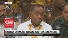 Terkait Surat Ahmad Dhani, Menhan: Saya tidak Ikut Campur