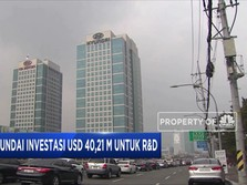 Hyundai Investasi USD 40,21 M untuk R&D