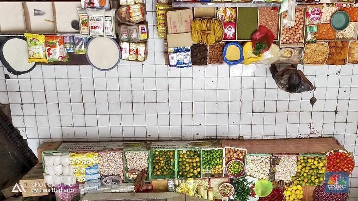 Bahan Makanan Jadi Kelompok Deflasi Februari