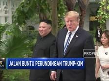 Jalan Buntu Perundingan Trump- Kim