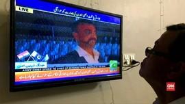 VIDEO: Pakistan Bebaskan Pilot Pesawat Tempur India