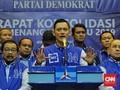 AHY Sebut Pakde Karwo dan Bang Nara Panglima Pemilu Demokrat