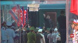 VIDEO: Kim Jong-un Tinggalkan Vietnam