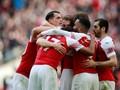 Babak Pertama: Ramsey Bawa Arsenal Atasi Tottenham