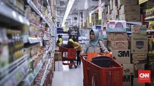 PSBB DKI, Peritel Tak Akan Batasi Pembelian Sembako
