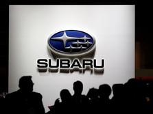 Lampu Rem Bermasalah, Subaru Recall 2,3 Juta Unit Mobil