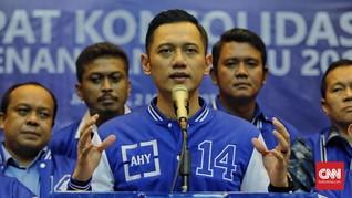 AHY Soroti Nasib Honorer yang Tak Diangkat PNS di Era Jokowi