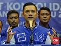 AHY Sampaikan Soal Perpecahan Bangsa Saat Pemilu ke Wiranto