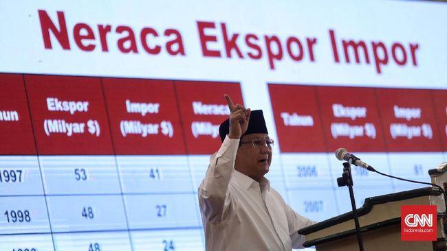 Prabowo Jelaskan Arti Judul Pidato 'Renaisans Indonesia'