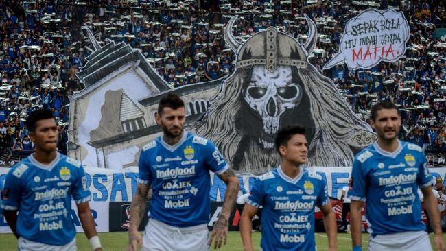 Tanpa Pemain Baru, Persib Yakin Menang Lawan Borneo FC