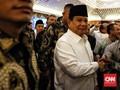 Prabowo Doakan Hakim Kasus Dhani Cepat Sadar dari Kezaliman