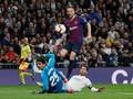 Rakitic Bawa Barcelona Unggul 1-0 atas Madrid di Babak I