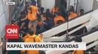Kapal Wavemaster Kandas
