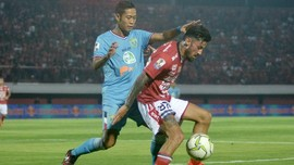 Lawan Bermasalah, Lilipaly Lihat Peluang Bali United Menang