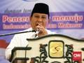 Pesawat Telat, Prabowo Batal Lepas Sandi ke Arena Debat