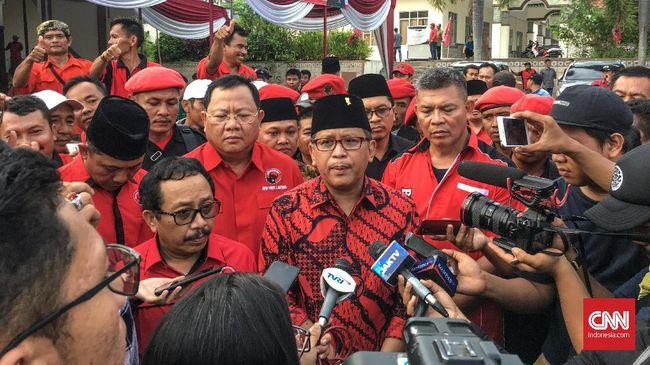 Hasto Yakin PDIP Cetak Sejarah pada Pemilu 2019