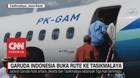 Garuda Indonesia Buka Rute ke Tasikmalaya
