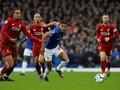 Everton dan Liverpool Imbang Tanpa Gol di Babak Pertama
