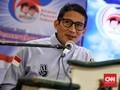 Kampanye di Jakarta, Sandi Klaim Sukses Buka Lapangan Kerja
