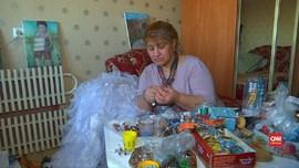 VIDEO: Rusia: Pengungsi Suriah Harus 'Keluar'