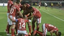 Klasemen Liga 1: Bali United Geser Tira Kabo di Puncak