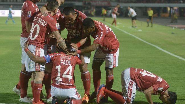 Hasil Liga 1 2019: Bali United Kalahkan Arema FC 2-1