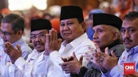 Prabowo Sindir Jokowi Hanya Peduli Infrastruktur Semata